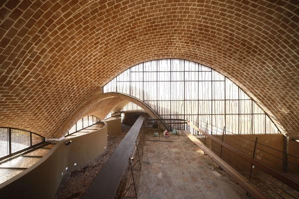 Architecture In Development Mapungubwe Interpretation Centre