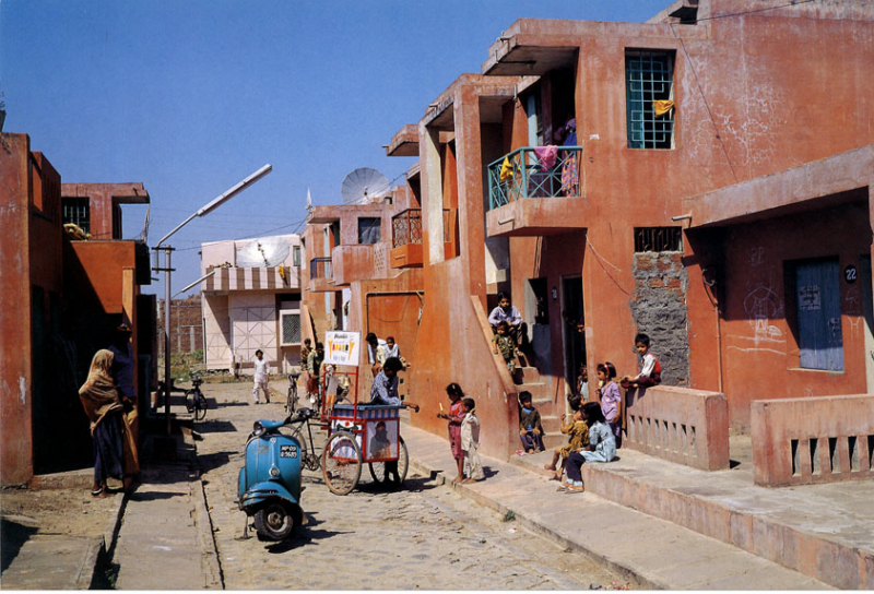 urban renewal projects in india pdf